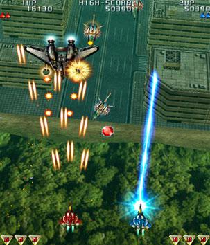 بازي جنگي Raiden III براي PC